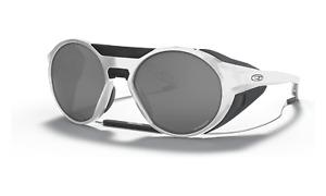 OAKLEY CLIFDEN Sunglasses OO9440-1356 Silver W/ PRIZM Black Lens SPECIAL EDITION
