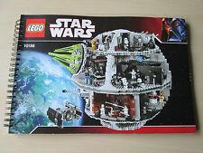LEGO Bauanleitung Instruction Manual Star Wars 10188 Todesstern Death Star