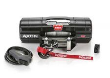 """Warn AXON 45 Powersports 4500 lb Winch 50' 1/4"""" Steel Line 101145"""