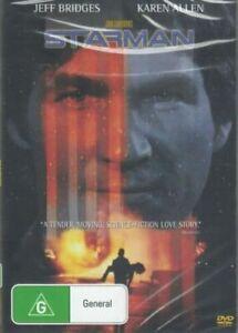 Starman DVD Jeff Bridges New and Sealed Australia