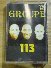 Cassette K7 Tape GROUPE 113 Orika Music Radio World Maroc