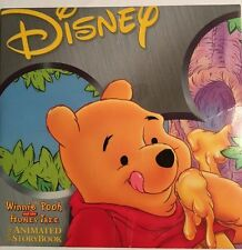 Disney's Winnie the Pooh and the Honey Tree Animated Storybook CD