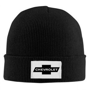 Chevrolet Emblem Car Logo Auto Sport Car Cuffed Plain cap