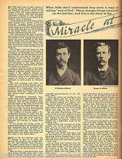 Martinsville, Kansas - Miracle 1864 - Martin Genealogy