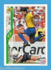 Figurina/CARDS-UPPER DECK 94 -WC USA 94- n.50- JORGINHO - BRASILE