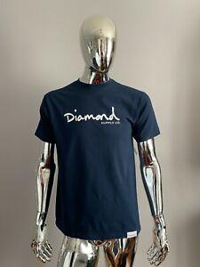 New Diamond Supply Co Arch Turquoise Mens Sport T Shirt RDAM-476