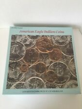 AMERICAN EAGLE bullion coins jigsaw puzzle brand new sealed 18x24 over 600pcs