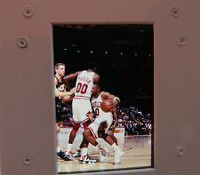 Robert Parish 00 Boston Celtics Chicago Bulls Hornets Warriors Original Slide 3