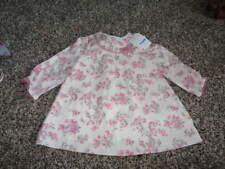 NWT NEW MAYORAL NEWBORN 6-9 75 PINK FLORAL DRESS