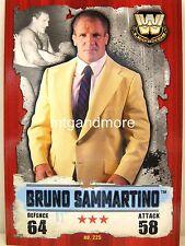 Slam Attax Takeover - #225 Bruno Sammartino