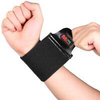 Protège-poignets Bande de Support Poignet pour Haltérophilie, Musculation,