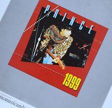 """PRINCE 1999 HOW COME U DON'T CALL ME 12"""" VINYL BELGIUM 1982 RARE"""