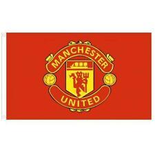 Manchester United FC Flag - Crest