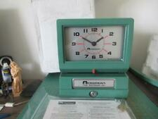 New Acroprint Time Recorder Co. 150QR4 Employee Time Clock - NIB