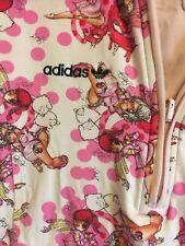 Adidas Originals Adicolor P2 Hoodie Kapuzenpulli Rosa Pink Graffiti Fafi M 38