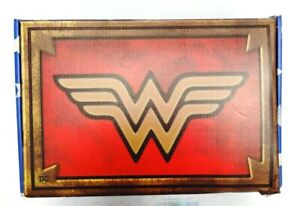 DC Comics World's Finest The Collection Wonder Woman Theme Complete Box