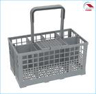 Basket Cutlery For Dishwasher Ariston Indesit Spare Parts Holder F0 photo