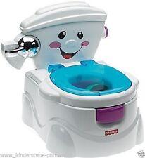 Ab 18 Monate Fisher Price mein erstes Töpfchen singende Kinder Toilette Baby