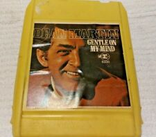 """Dean Martin """"Gentle On My Mind"""" (8-Track Tape Cartridge) Reprise Records"""