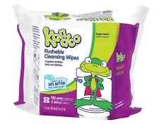 Kandoo Flushable Wipes, Refills, Magic Melon 100 ea (Pack of 8)