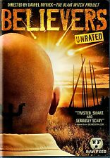 NEW DVD // Believers - UNRATED // Johnny Messner, Jon Huertas, Deanna Russo, Sai