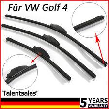 Scheibenwischer Komplett vorne + hinten Set für VW Golf 4 IV 480mm +530mm +330mm