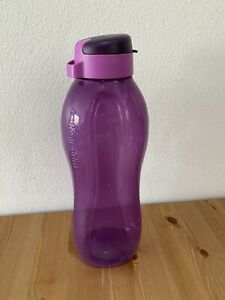 Tupperware New Eco Water bottle 1.5L Purple