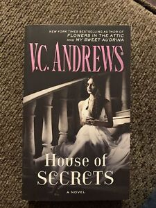 NEW House of Secrets : A Novel by V. C. Andrews paperback