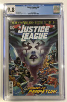 Justice League #36 CGC 9.8 Scott Snyder - Francis Manapul 2020