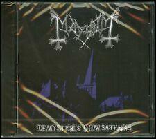 Mayhem De Mysteriis Dom Sathanas CD new