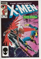 UNCANNY X-MEN #201 Marvel 1986 1st Baby Cable & Whilce Portacio Storm VF/NM!!!
