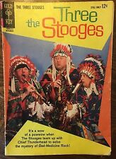 THE THREE STOOGES #20 (1964) Gold Key Comics VG+