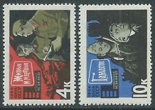 1966 RUSSIA CINEMA SOVIETICO MNH ** - UR5-4