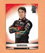 Jeff Gordon 2009 Press Pass Nazionale Convention Vip Cartoline #2