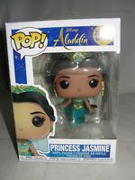 Funko Pop Disney Aladdin Movie Princess Jasmine Vinyl Figure-New