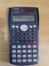 Calculadora Científica Casio Fx 85MS con tobogán en Estuche Duro
