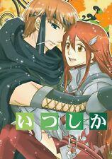 Fire Emblem Awakening Doujinshi Dojinshi Comic Gaius x Cordelia (Tiamo) Before W