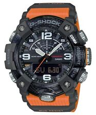 Casio G-Shock Mudmaster Quad Sensor Bluetooth Carbon Core Watch - GG-B100-1A9