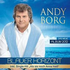 BLAUER orizzonte da Andy Borg (2012) CD NUOVO