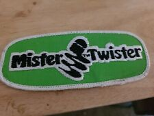 Vintage Mint Fishing Patch 4 x 1 3//4 inch Olympic Fishing Tackle