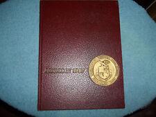 "1967 MANCHESTER REGIONAL HIGH SCHOOL YEARBOOK HALEDON NJ ""AURION"""