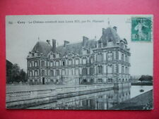 CANY  :  Le Château......VO.1923.