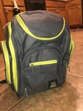 Bb Gear Baby/Toddler Diaper Backpack - 8 Pockets Euc Small Spot See Pics