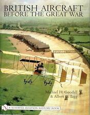 Book - British Aircraft Before the Great War