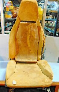 1976 Porsche 911S Driver Seat Core-Solid, Rustfree ,Original.-Great For Rebuild