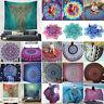 Boho Indische Mandala Tapisserie Hippie Wandbehang Strand Handtuch Dekor Matte