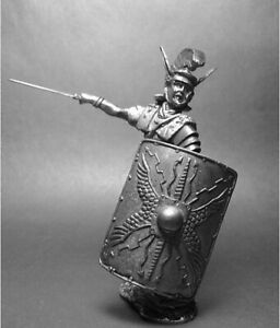 Legionnaire Rome Legio III Gallica Option 58 Year BC 1/32 Scale Unpainted Figure