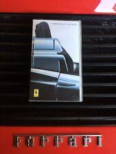 Ferrari 360 Spider Vhs Tape. Sales Information