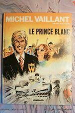 (1914JG.) MICHEL VAILLANT LE PRINCE BLANC 1978 JEAN GRATON EDITION ORIGINALE