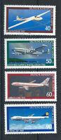 Allemagne RFA N°888/91** (MNH) 1980 - Avions